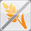 Kategorie kostenlos Glutenfrei Icon 200